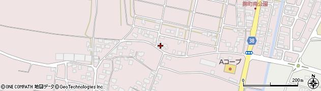 山形県酒田市坂野辺新田東狢山25周辺の地図