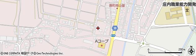 山形県酒田市坂野辺新田東狢山62周辺の地図