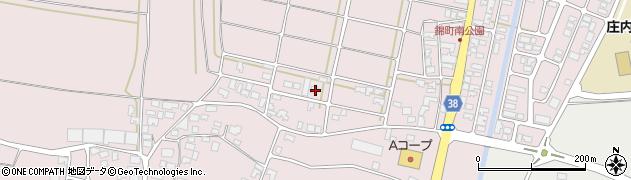 山形県酒田市坂野辺新田東狢山34周辺の地図