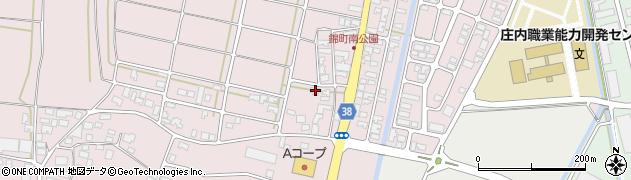 山形県酒田市坂野辺新田東狢山65周辺の地図