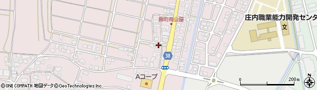 山形県酒田市坂野辺新田古川126周辺の地図