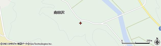 山形県酒田市田沢南田沢52周辺の地図