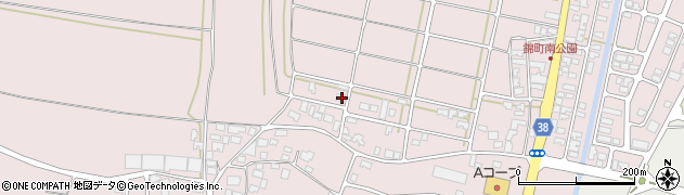 山形県酒田市坂野辺新田東狢山23周辺の地図