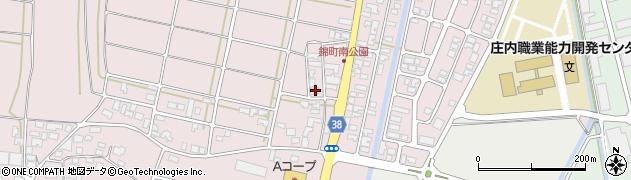 山形県酒田市坂野辺新田古川127周辺の地図