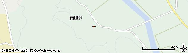山形県酒田市田沢南田沢53周辺の地図