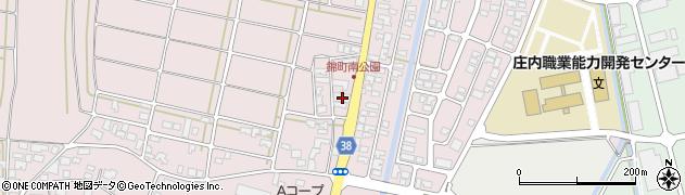山形県酒田市坂野辺新田古川129周辺の地図