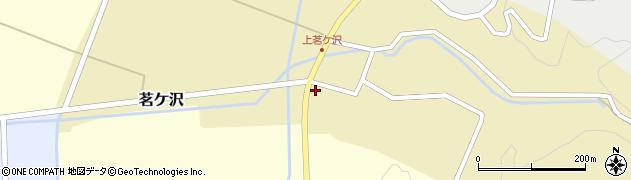山形県酒田市茗ケ沢沢尻146周辺の地図
