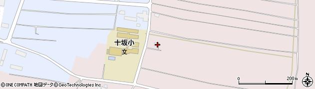 山形県酒田市坂野辺新田西狢山7周辺の地図