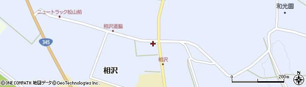 山形県酒田市相沢沢脇31周辺の地図