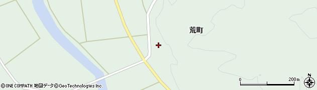 山形県酒田市田沢荒町62周辺の地図