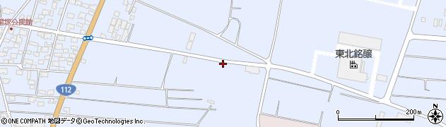 山形県酒田市十里塚村東山北7周辺の地図