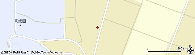 山形県酒田市茗ケ沢前畑95周辺の地図