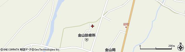 山形県最上郡金山町金山512周辺の地図