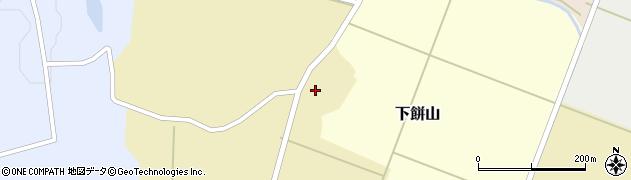山形県酒田市茗ケ沢前畑19周辺の地図