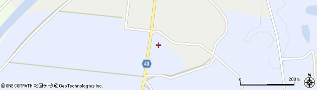 山形県酒田市相沢宮下24周辺の地図