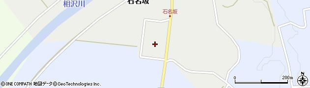 山形県酒田市石名坂金坂144周辺の地図