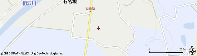 山形県酒田市石名坂金坂122周辺の地図