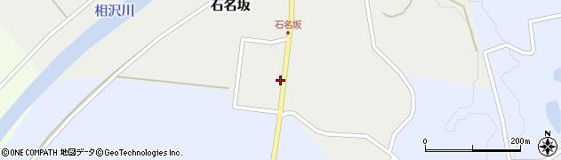 山形県酒田市石名坂金坂130周辺の地図