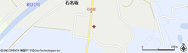 山形県酒田市石名坂金坂131周辺の地図