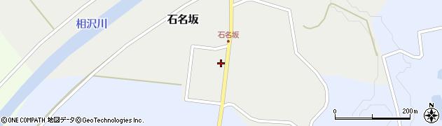 山形県酒田市石名坂金坂142周辺の地図