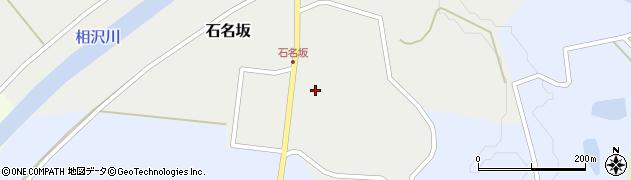 山形県酒田市石名坂金坂111周辺の地図