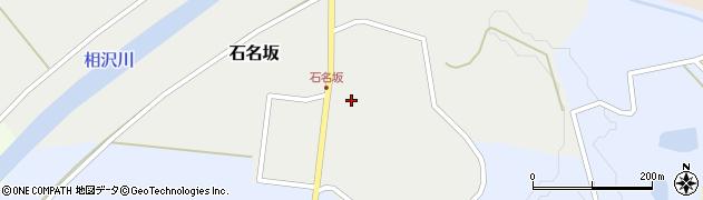山形県酒田市石名坂金坂109周辺の地図