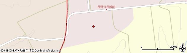 山形県最上郡金山町朴山1456周辺の地図