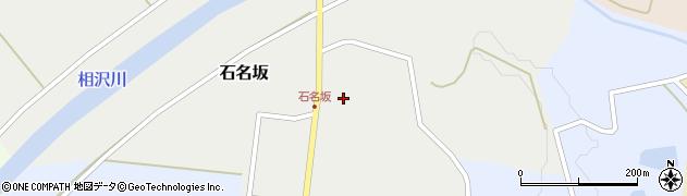 山形県酒田市石名坂金坂108周辺の地図
