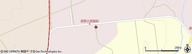 山形県最上郡金山町朴山1443周辺の地図