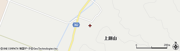 山形県酒田市上餅山元山57周辺の地図