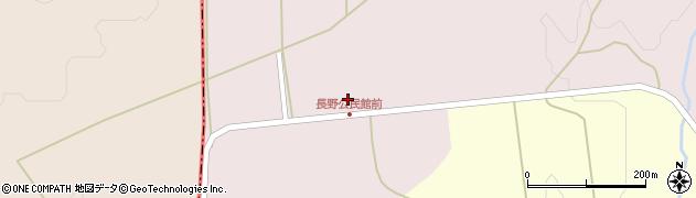 山形県最上郡金山町朴山1452周辺の地図