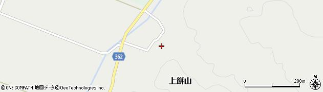 山形県酒田市上餅山元山86周辺の地図