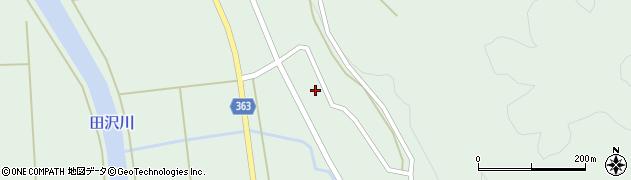 山形県酒田市田沢下タ村119周辺の地図