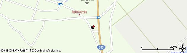 山形県酒田市飛鳥大林350周辺の地図