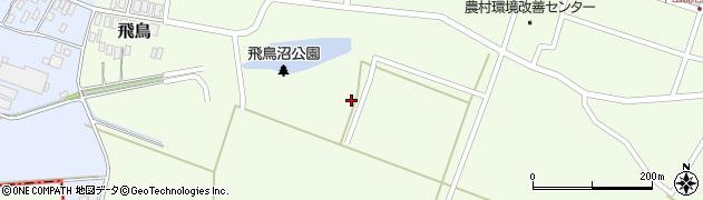 山形県酒田市飛鳥中島241周辺の地図