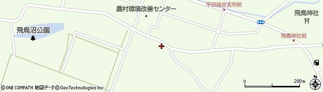 山形県酒田市飛鳥177周辺の地図
