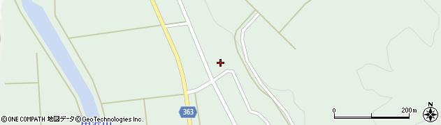 山形県酒田市田沢下タ村132周辺の地図