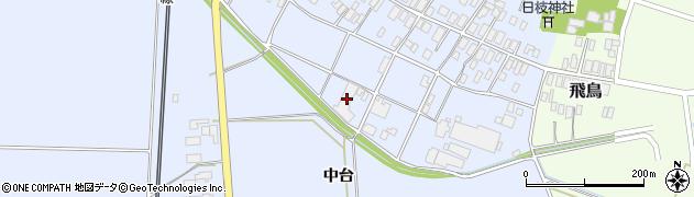 山形県酒田市砂越上川原656周辺の地図