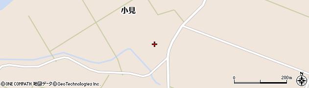 山形県酒田市小見樋掛69周辺の地図