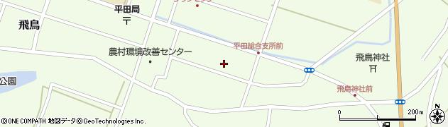 山形県酒田市飛鳥契約場49周辺の地図