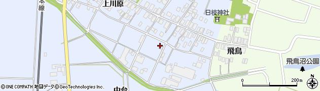 山形県酒田市砂越上川原43周辺の地図