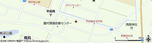 山形県酒田市飛鳥契約場51周辺の地図