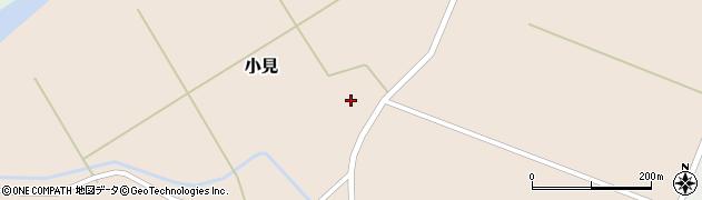 山形県酒田市小見樋掛66周辺の地図