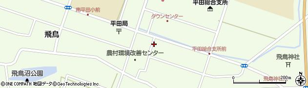 山形県酒田市飛鳥契約場53周辺の地図
