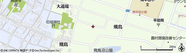 山形県酒田市飛鳥大道端201-1周辺の地図