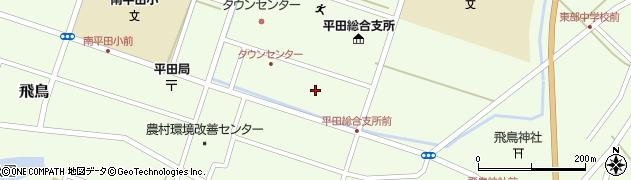 山形県酒田市飛鳥契約場42周辺の地図