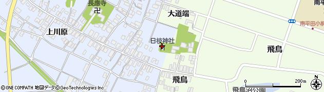 山形県酒田市砂越楯之内1周辺の地図