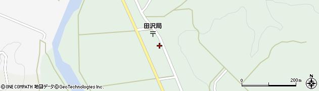 山形県酒田市田沢長根203周辺の地図
