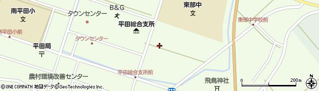 山形県酒田市飛鳥堂之後75周辺の地図