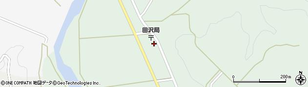 山形県酒田市田沢寺ノ下2周辺の地図
